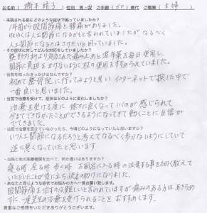 橋本 股関節OA