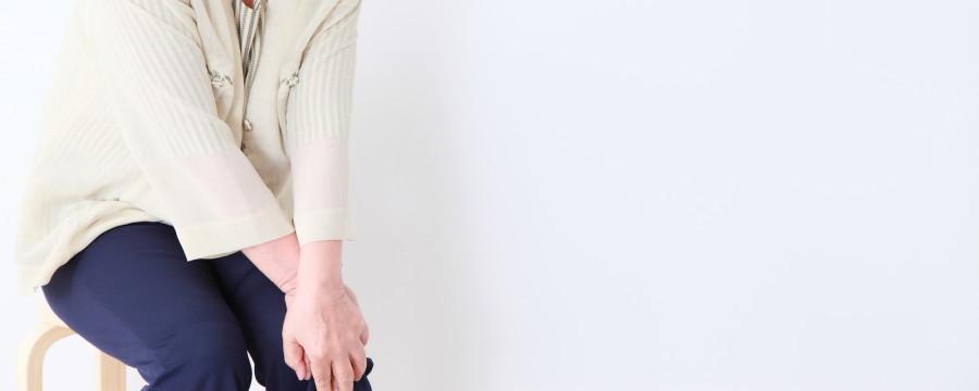 膝痛・変形性膝関節症 女性