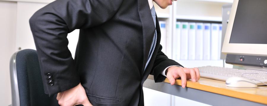 男性 股関節の痛み