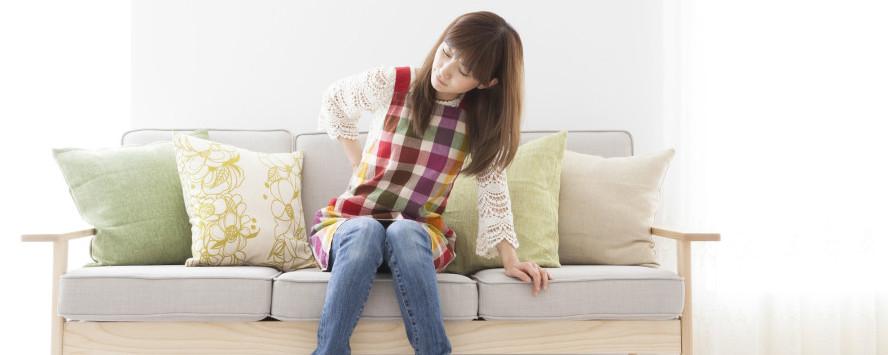 股関節痛・変形性股関節症 女性